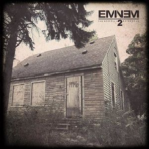 The Marshall Mathers LP 2 - album