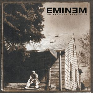 The Marshall Mathers LP - album