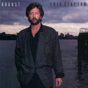 Eric Clapton August, 1986