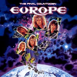 Europe The Final Countdown, 1986