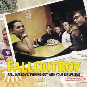 Fall Out Boy's Evening Out with Your Girlfriend Album