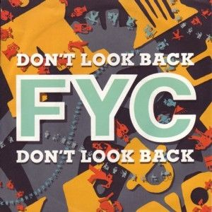 Don't Look Back - album