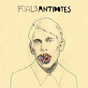 Foals Antidotes, 2008