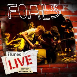 iTunes Live: London Festival '08 Album