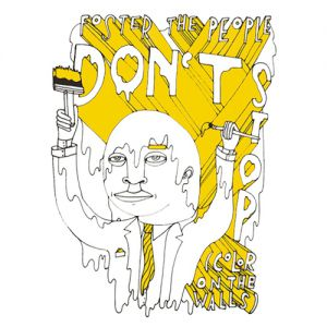 Don't Stop (Color on the Walls) - album