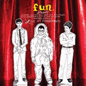 Fun. Live at Fingerprints Album