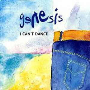 I Can't Dance Album