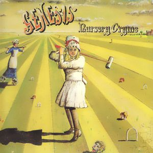 Nursery Cryme Album