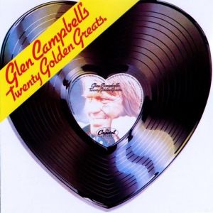 Glen Campbell's Twenty Golden Greats Album