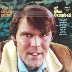 The 12 String Guitar of Glen Campbell Album
