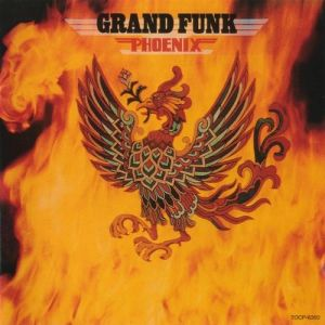 Grand Funk Railroad Phoenix, 1972