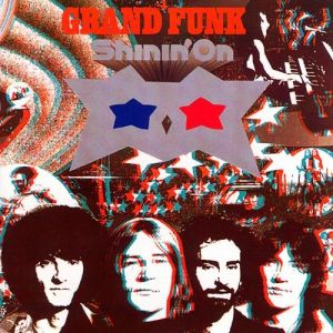 Grand Funk Railroad Shinin' On, 1974