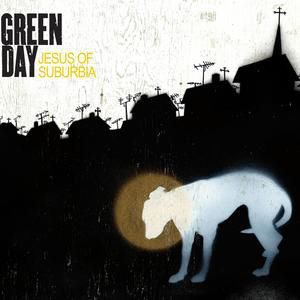 Jesus of Suburbia - album