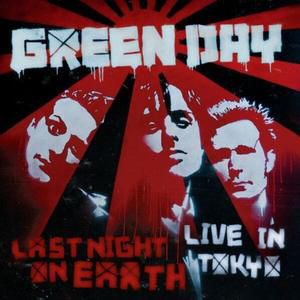 Last Night on Earth: Live in Tokyo - album