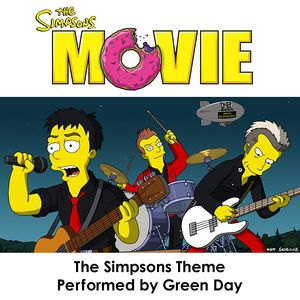 The Simpsons Theme - album
