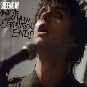 Wake Me Up When September Ends - album