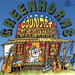 Greenhorns Country saloon, 1992