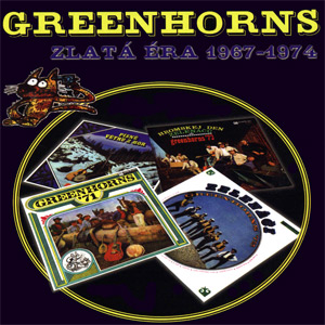 Greenhorns Zlatá éra 1967 - 1974, 2007