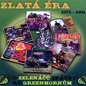 Greenhorns Zlatá éra 1975 - 1991, 2010
