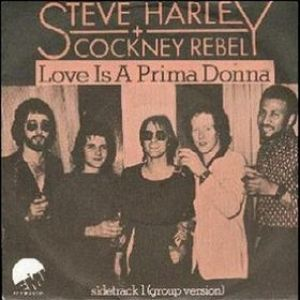(I Believe) Love's a Prima Donna Album