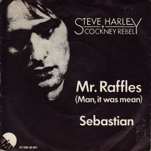 Mr. Raffles (Man, It Was Mean) Album