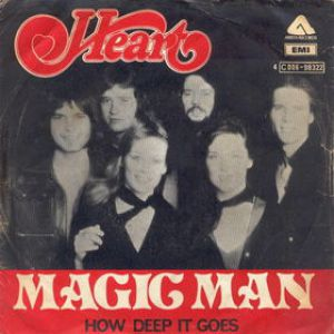 Magic Man Album