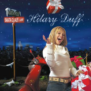 Hilary Duff Santa Claus Lane, 2002