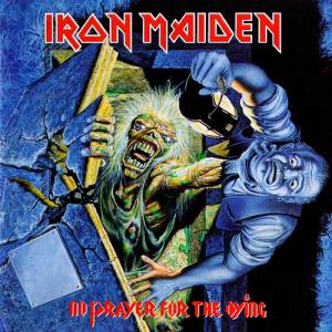 Iron Maiden No Prayer for the Dying, 1990
