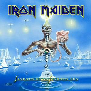 Iron Maiden Seventh Son of a Seventh Son, 1988