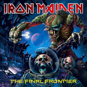 Iron Maiden The Final Frontier, 2010