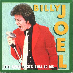 It's Still Rock and Roll to Me Album