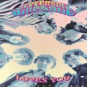 Jefferson Airplane Loves You Album