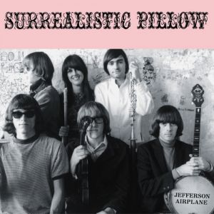 Jefferson Airplane Surrealistic Pillow, 1967