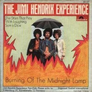 Burning of the Midnight Lamp Album