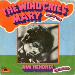 The Wind Cries Mary Album