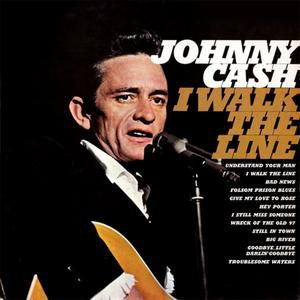 Johnny Cash I Walk The Line, 1964