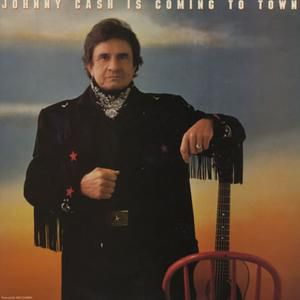 Johnny Cash Johnny Cash Is Coming to Town, 1987