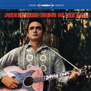 Johnny Cash Songs of Our Soil, 1959