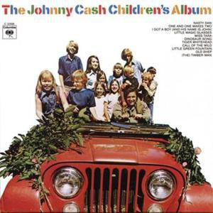 Johnny Cash The Johnny Cash Children's Album, 1975