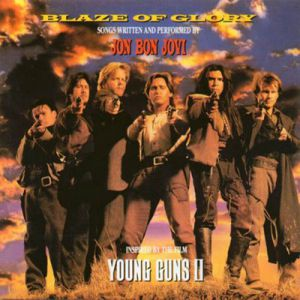 Blaze of Glory – Young Guns II - album