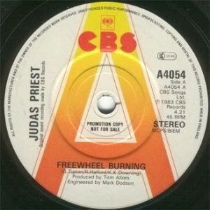 Freewheel Burning Album
