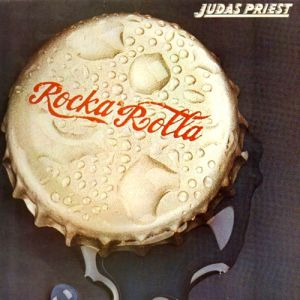 Judas Priest Rocka Rolla, 1974
