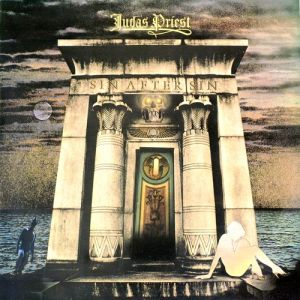Judas Priest Sin After Sin, 1977