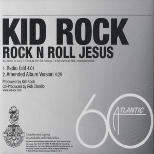 Rock n Roll Jesus Album