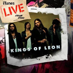 iTunes Live from SoHo Album