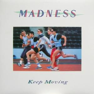 Keep Moving Album