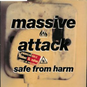 Massive attack splitting the atom lyrics