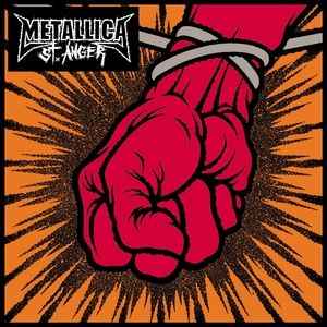 Metallica St. Anger, 2003