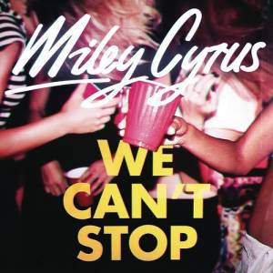 We Can't Stop - album