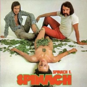 Spinach 1 Album